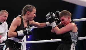 Ramona Kuehne(GER) vs Renata Domsodi (HUN